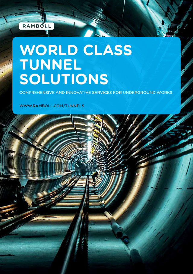 World Class Tunnel Solutions. Ramboll