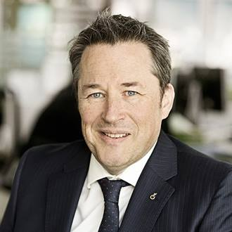 Richard Beard, Managing Director, Middle East & Asia Pacific