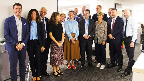 Ramboll Foundation visit India offices